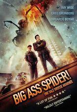 Big Ass Spider (DVD) Greg Grunberg, Clare Kramer NEW