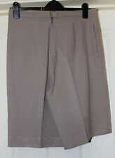Handmade Beige Shorts Size 14