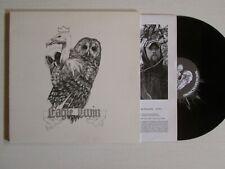 EAGLE TWIN / POMBAGIRA Split LP SPLATTER VINYL DOOM METAL
