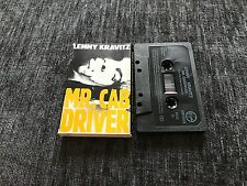 LENNY KRAVITZ MR. CAR DRIVER 3 TRACKS 1990 VIRGIN UK