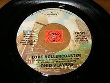 OHIO PLAYERS - LOVE ROLLERCOASTER - IT'S ALL OVER    / LISTEN - DISCO FUNK