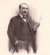 Portrait Edouard Noël Arras Pas de Calais Avocat Théâtre Comédie Française