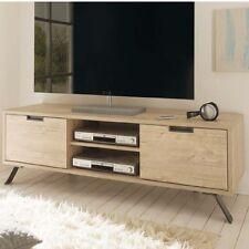 Porta TV in legno modello Palma Sherwood Oak sala pranzo salotto moderno