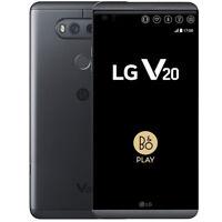 Original LG V20 H918 Débloqué Téléphone  64GB Dual Camera  4G LTE GPS NFC-Noir