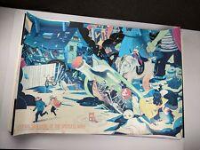 Eternal Sunshine of the Spotless Mind Victo Ngai Ltd x/110 Poster Print Mondo