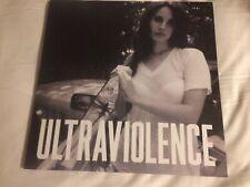 Lana Del Rey Ultraviolence Vinyl LP
