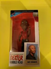 Dexter Sgt. Doakes Bobble Head. Rare