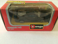 Bburago Burago Ferrari F40 Cod. 4128 Years 1983 Scale 1/43 in Box