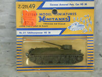 Roco Minitanks (NEW) 1/87 Modern West German HS Armored Personnel Car Lot #1833K