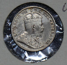 Canada 1910 5 Cents silver  190476 combine shipping