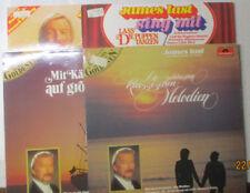 """4x 12"""" LP James Last Klassiche Melodien, Auf Großer Fahrt,Sing mit, Robert Stolz"""