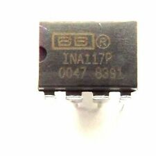 INA117P Burr Brown Precision Unity Gain Difference AMP Single ±18V 8-Pin PDIP