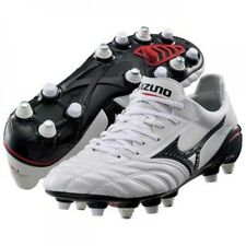 4a724eb607c MIZUNO soccer shoes Spike MIZUNO MORELIA NEO MIX 12KS303 white pearl X black