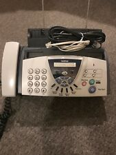 Brother FAX-T106 Fax Machine - Answer Phone - Mono Copier