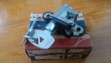 DATSUN BLUEBIRD 510 Glove Box Lock Genuine Parts NOS JAPAN ((RARE))