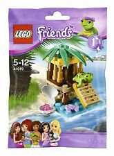 ! LEGO FRIENDS SERIES 1 41019 Turtle's Little Oasis UNOPENED IN PACK FREE POST!!