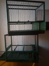 Hard-Working Gabbia Cova 30 Zincata. Bird Supplies Pet Supplies