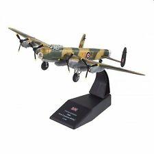 Royal Air Force Diecast Model - Lancaster Plane - 1:144 Scale - 40612 -