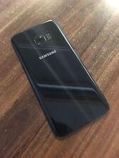 Original Samsung Galaxy S7 G930F Backcover Akkudeckel Deckel Cover Schwarz Black