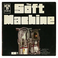 The Soft Machine - RARE (VG+/VG) 1970 1st Comp. Hör Zu Black Label - SHZE 908 BL