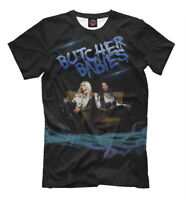 Butcher Babies t-shirt - Frontwomen Heidi Shepherd and Carla Harvey tee