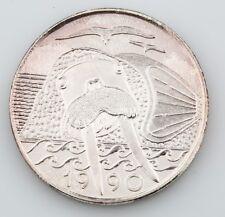 ALASKA MINT 1990 WALRUS MEDALLION 1 OZ .999 SILVER ROUND