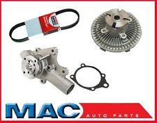 96-98 Cherokee 4.0L NEW Water Pump Fan Clutch Belt