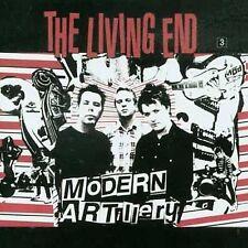 Modern Artillery by The Living End (Punk) (CD, Sep-2003, EMI Music Distribution)