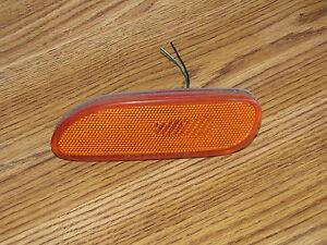 95-99 MITSUBISHI ECLIPSE EAGLE TALON FRONT SIDE MARKER LIGHT LH OEM DRIVER