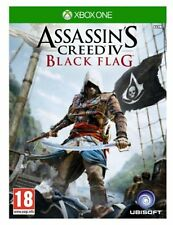 Assassins Creed IV Black Flag Xbox One - MINT -  FAST First Class Deliver FREE