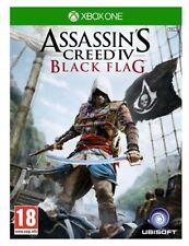 Assassins CREED IV BLACK FLAG Xbox One-perfecto Estado-Rápido entrega gratuita de primera clase