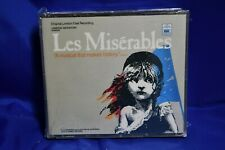 Original London Cast Recording Les Miserables A Musical That Makes History CD