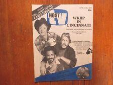 June-1979 Pa. TV Host Mag(WKRP IN CINCINNATI/GARY SANDY/HOWARD HESSEMAN/TIM REID