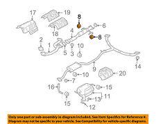 MAZDA OEM 08-15 CX-9 3.7L-V6 Exhaust System-Hanger KL1640061