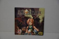 FINAL FANTASY IX BEST BUY EXCLUSIVE LIMITED EDITION CD ROM DISC RARE
