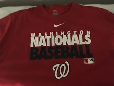 Washington Nationals Baseball Tee Shirt 2Xl