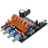 TPA3116 2.1 DC18V-24V Class D 3 Channel 100W+50W+50W Digital Amplifier Board NEW