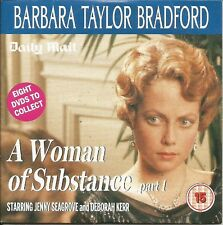 BRADFORD COLLECTION - A WOMAN OF SUBSTANCE - DISC 1 OF 3 - MAIL PROMO DVD