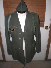 Vietnam Era US Army 2nd Division DRESS UNIFORM Garrison Overseas Cap NAMED