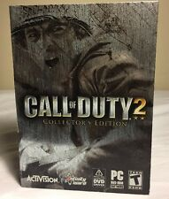 Call of Duty 2: Collector's Edition (PC, 2005) Complete