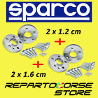 Spacers Sparco 12+16 MM Volkswagen Golf 8 VIII - From 2019