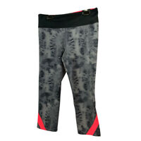 "Under Armour Take-A-Chance Women's 20"" Printed Capri Leggings Small (1258901)"