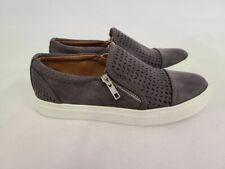 Report Alexa Perforated Zip Sneaker Sz 6