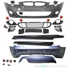 BMW E60 Stoßstange Bodykit Komplett Front Heck Seite +Zubehör für M-Paket 03-07