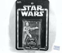 Star Wars Silver Anniversary Toys R Us Exclusive Clone Trooper!