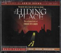 NEW The Hiding Place Audio Book  Drama 3 CD Set Corrie Ten Boom Radio Theatre