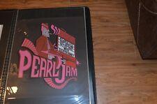 Pearl Jam Atlantic City 2005 Pink A/P Poster- Klausen S/N of 100