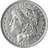 1882-O/S Morgan Silver Dollar - VAM 4 Strong Recessed Great Deals - BBDM9636