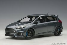 Autoart 72954 - 1/18 Ford Focus Rs 2016 (Stealth Gris) - Neuf