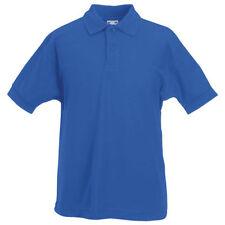Girls' Logo Polo T-Shirts, Top & Shirts (2-16 Years)